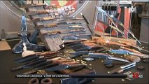 Reportage M6 sur le couteau de Laguiole chez la coutellerie de Laguiole Honoré Durand