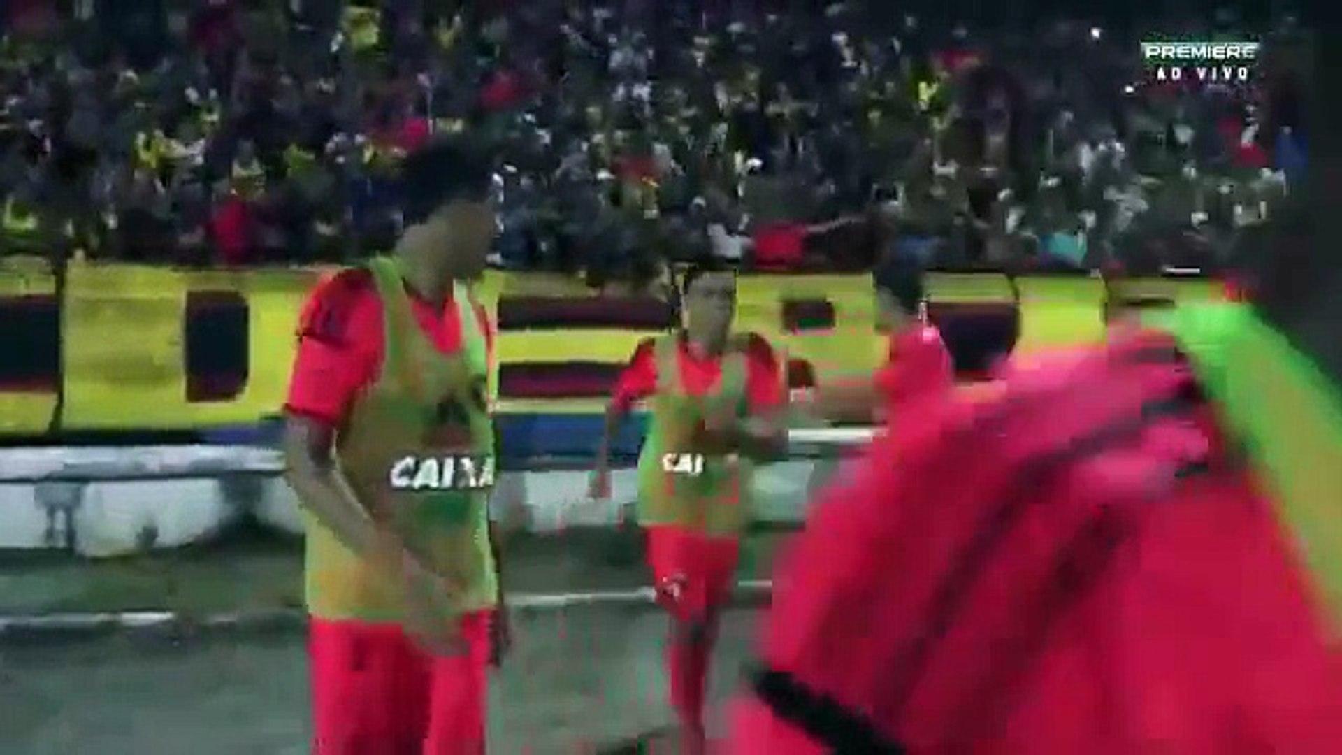 PE 2015 - 1ª Rodada - Santa Cruz 0 x 3 Sport (Narração de Aroldo Costa)
