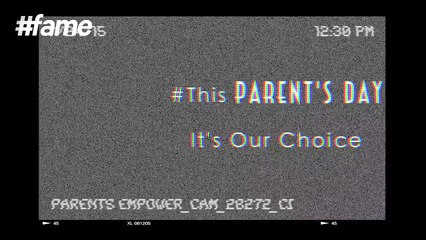 This Parents Day - F@#K Your Choice