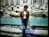 Bon Jovi - Thank you for Loving Me (w/lyrics)