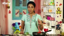 #fame food -​​ How to Make Red Bell Pepper Pizza _ Nameeta Sohoni