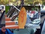Pregio HD Lo Svarione dello Skimboard Estremo --  Fattoni Spagna 2008