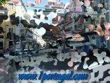 Lisboa - Passeio nas ruas da cidade - 2