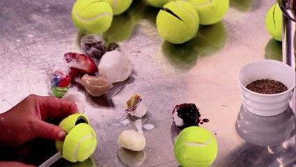 Tennis Balls | Cutthroat Kitchen (S7) | Food Network Asia