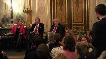 Franco-allemand : les diplomates répondent aux jeunes - Hôtel de Beauharnais, 25.09.2012
