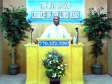 Pastor Tony Smith Exposes True Church Of God In Christ Oprie Jeffries Pt 3