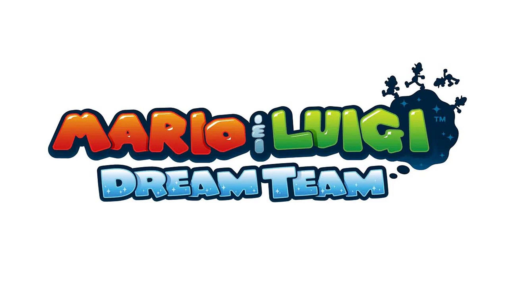 Travel Journal Mario Luigi Dream Team Music Extended Hd Video