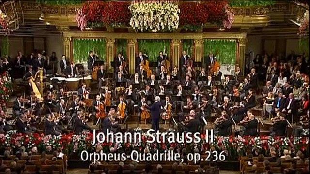 Orpheus-Quadrille, Op. 236 (Neujahrskonzert Wien 2008  Prêtre)