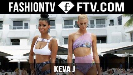 Keva J | Miami Swim Week 2016 | FashionTV