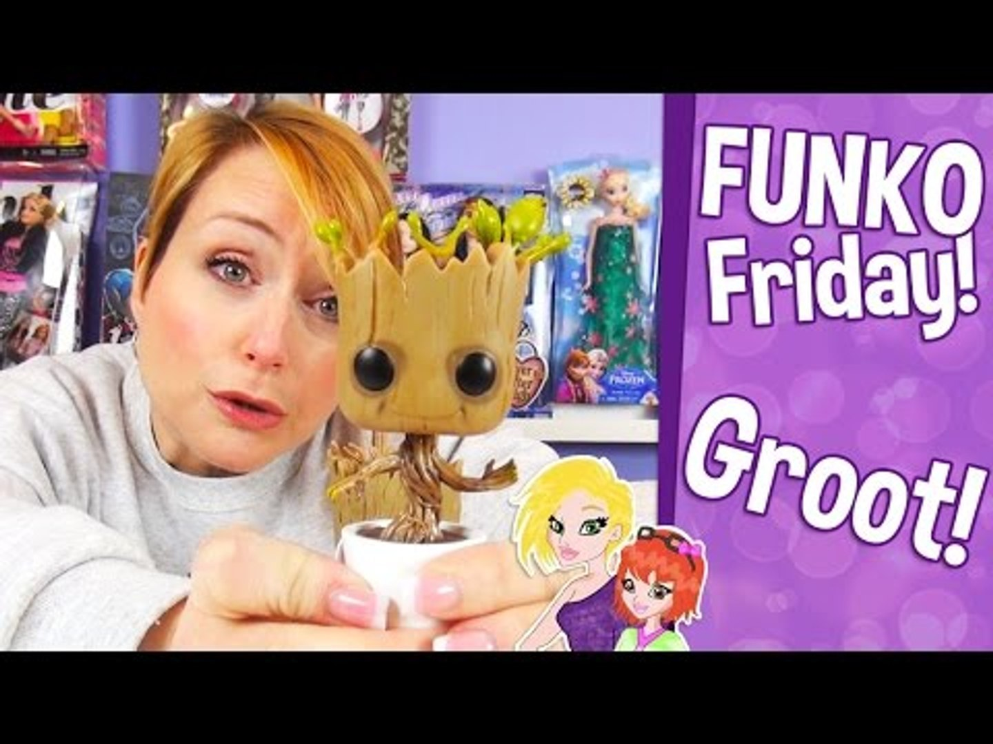 Guardians of the Galaxy FUNKO Dancing Groot