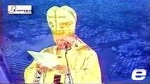 Primera visita de Juan Pablo II