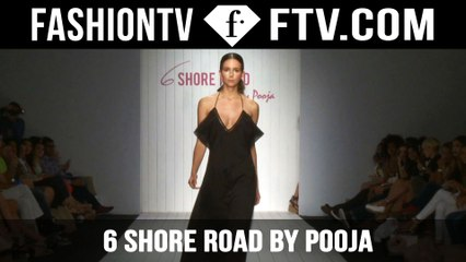 6 Shore Road by Pooja | Funkshion Miami Beach 2016  | FashionTV