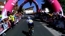 Last kilometer - Stage 20 (Modane Valfréjus / Alpe d'Huez) - Tour de France 2015