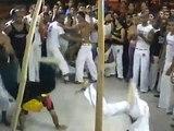 CAPOEIRA GERAIS Negro Dinho Recife - Pernambuco 2005. Mestre