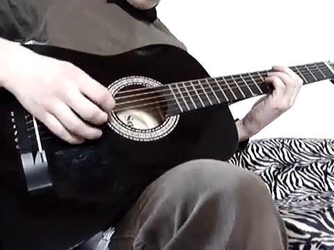 acoustic guitar jam