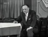 "Maxi Böhm im TV-Kabarett ""Bilanz der Saison"" (1963) - Clip 4"