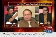 Pervez Musharraf Sab Kuch Hosakta hai Magar Ghaddar Nahin Ho Sakta, Faisal Raza Abidi