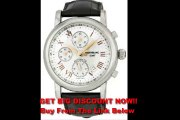 REVIEW Montblanc Chronograph GMT Automatic Mens Watch 36967