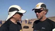 Sir Ranulph Fiennes Video Diary - Day 1