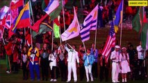 All Nations Flags At London Paralympics Closing Ceremony 2012