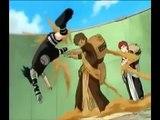 Naruto - Gaara Vs. Sasuke