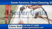 A Sewer Genie Sewer & Drain Heating & Air Conditioning in Manville, NJ