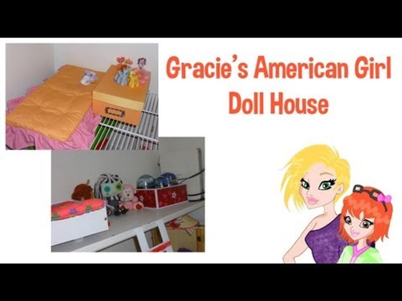 Gracie's American Girl Room Tour