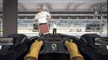 F1 2010 New Lotus-Renault R31 GP Car 2011 / Onboard with Robert Kubica