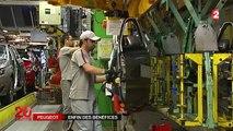 Peugeot renoue enfin avec les bénéfices