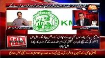 Karachi Mein 1 Lac Acar Zameen par Qabza Farzi Naam Par Register He Nabil Gabol