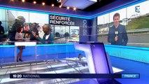 Migrants à Calais : les renforts de gendarmes et CRS déjà à l'oeuvre