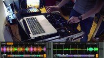 Dancehall Reggae Video Mix by Selecta DJ Josh (Traktor Kontrol S4 F1)