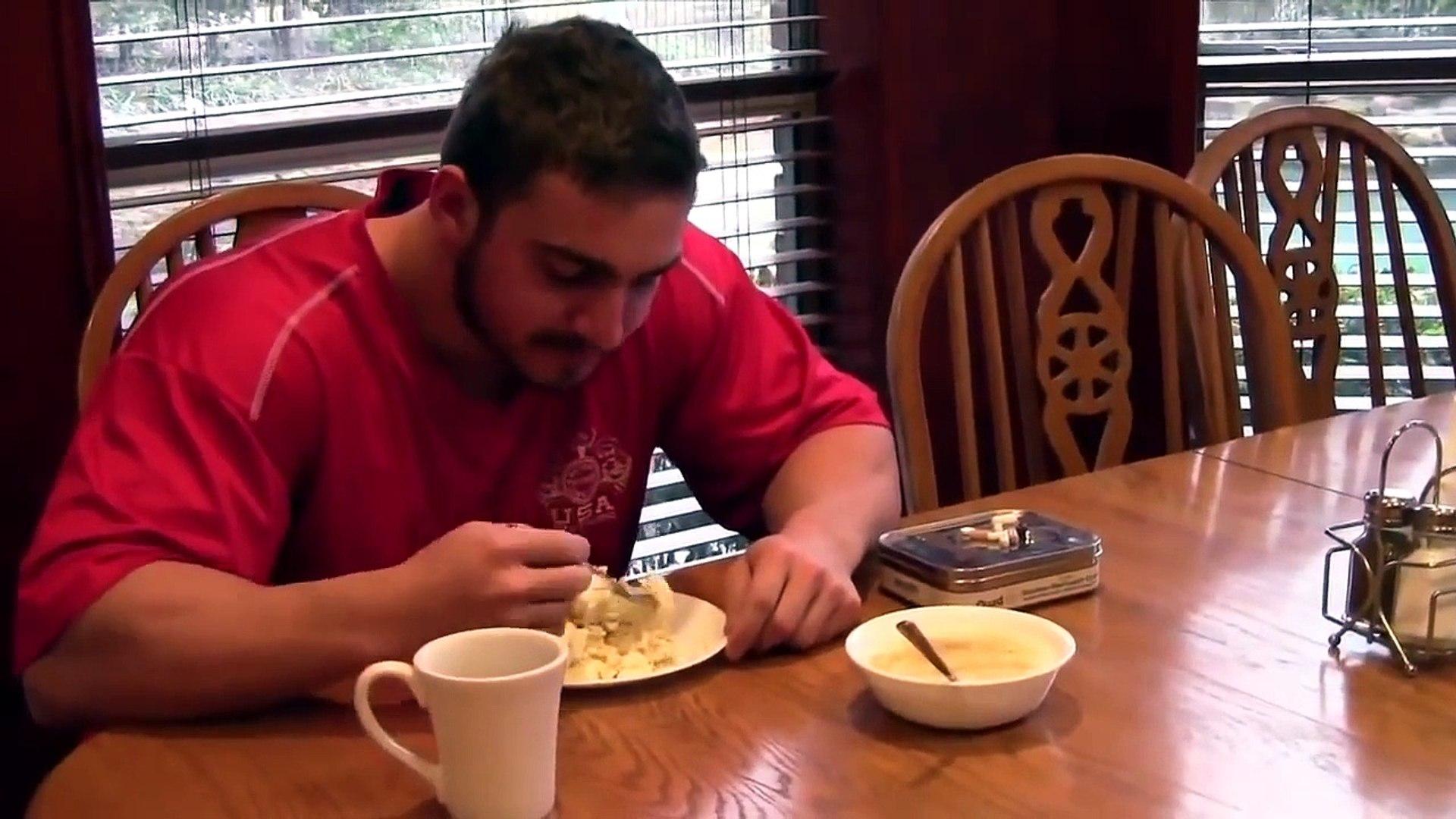 Cody Montgomery Off Season Diet Plan