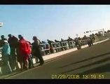 Schleiz onboard FP1 Yamaha R6-Cup Yamaha R6