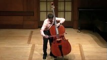 Nate Paer- Prelude from Bach Cello Suite No. 1