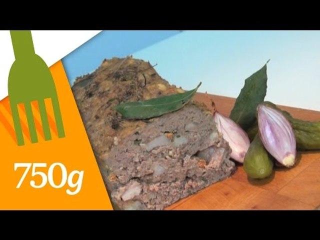 Recette de Pain de viande - 750 Grammes
