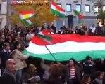 Kurdisk Demonstration på Sergels Torg - BeyanTv