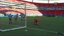 Argentina vs Brasil 0-2 Futbol Femenil Juegos Panamericanos Guadalajara 2011 - Goles