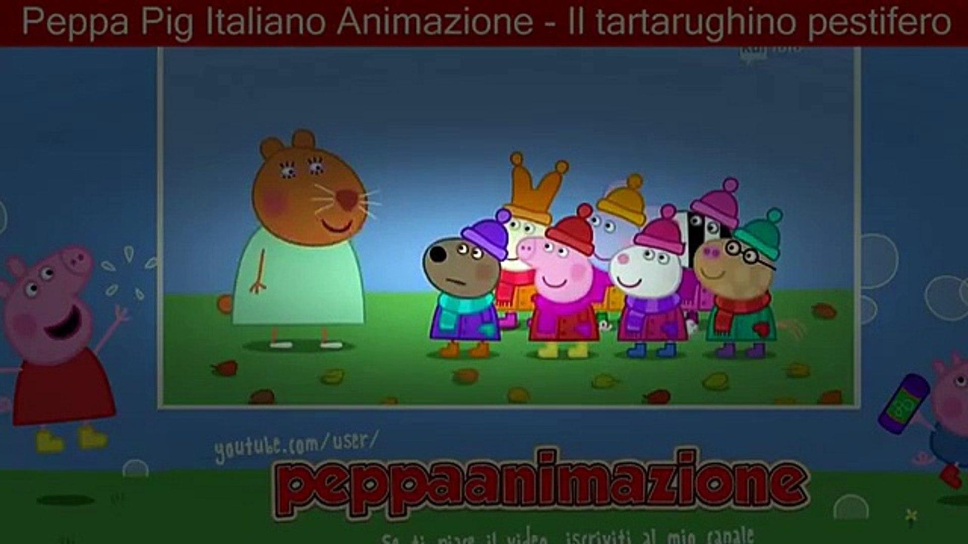 sports shoes 9f44f 248b5 Peppa Pig Italiano Animazione - Il tartarughino pestifero - YT