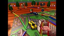 A Race of Toy-Cars. Cartoon about cars! See a super race!