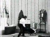 1903 - How Monsieur Takes His Bath - ALICE GUY BLACHE - Comment prend son bain
