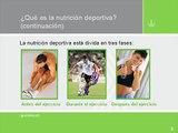 0703 Programa de Nutrición Herbalife - VIDA ACTIVA - La nutrición deportiva