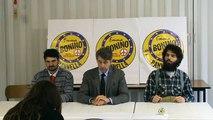 Conferenza stampa di presentazione dei candidati della Lista Bonino-Pannella alle elezioni regionali