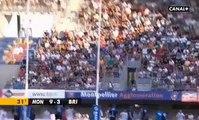 Jour de Rugby - Montpellier 33 - 24 Brive - Top14 - 3ème journée saison 2013/1014