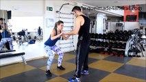 Definir e aumentar pernas e gluteos - Queima-48