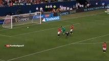 Blaise Matuidi Goal - Manchester United vs PSG 0-1 International Champions Cup 2015