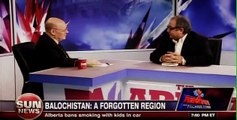 Balochistan: Tarek Fatah explains the conflict to a Canadian audience