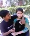 Lahore boy and girl in park vip leaked mms video