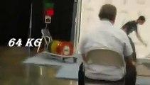 Copa Olimpica 58 kg Levantamiento de Pesas