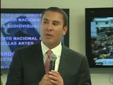 Rafael Moreno Valle inaugura oficinas de Tribuna Comunicación